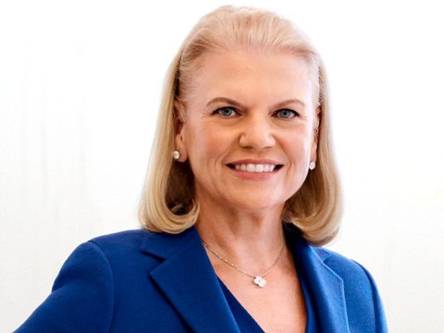 "Virginia Marie ""Ginni"" Rometty"